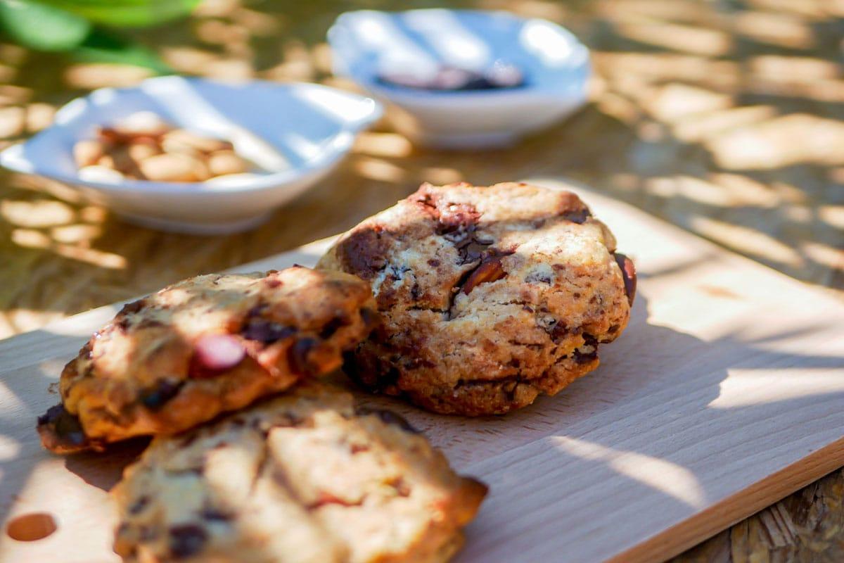Cookie gourmand Le Potager Voyageur