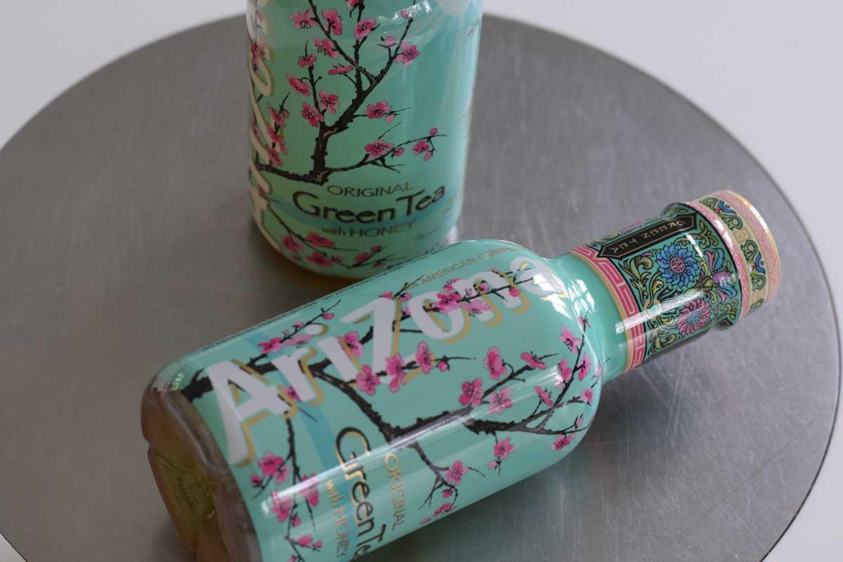 Arizona Green Tea Le Potager Voyageur